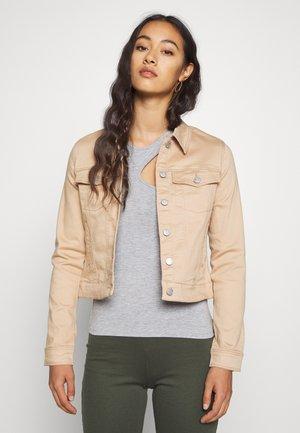 VMHOT SOYA JACKET - Summer jacket - beige
