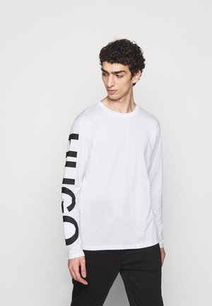 DEMEOS - Long sleeved top - white