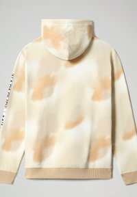 Napapijri - B-AIRBRUSH H AOP - Luvtröja - beige camou - 6