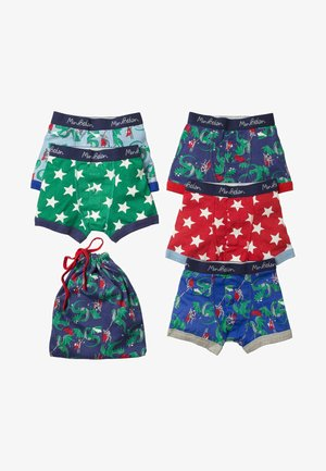 Boxer shorts - bunt, drachen