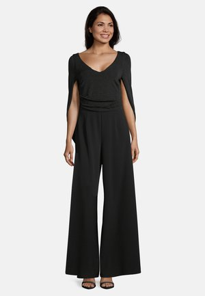 Jumpsuit - patch black