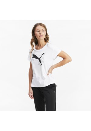 MODERN GRAPHIC  - Print T-shirt - white