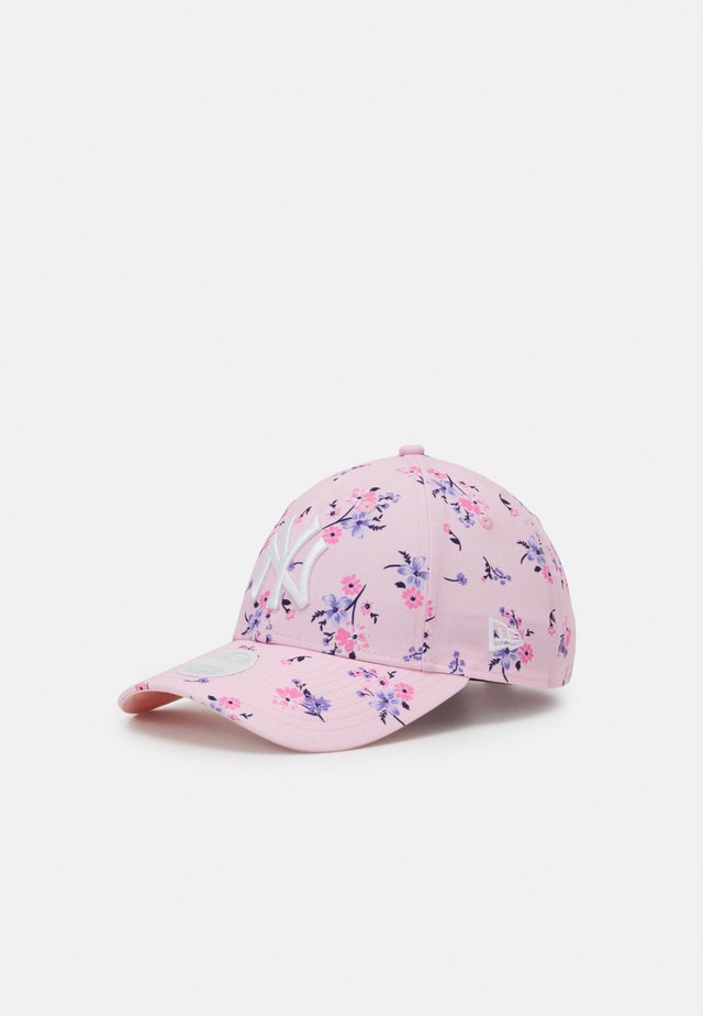 FLORAL 9FORTY - Caps - pink