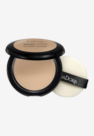 VELVET TOUCH SHEER COVER COMPACT POWDER - Pudder - neutral beige