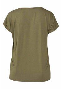 Paprika - Print T-shirt - khaki - 5