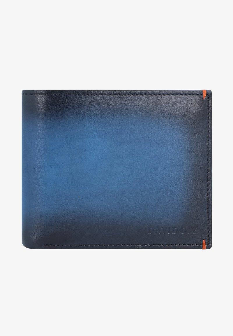 DAVIDOFF - VENICE  - Wallet - blue