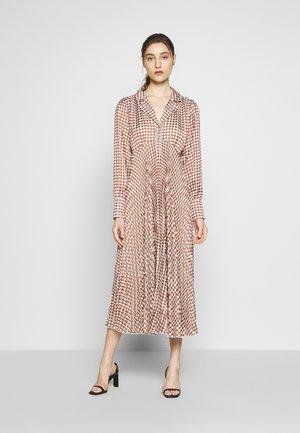 TINA DRESS - Day dress - pepita