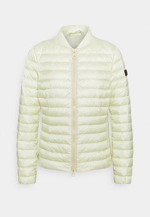OPUNTIA - Down jacket - pistazie