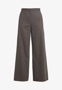 House of Dagmar - ANTIONETTE - Spodnie materiałowe - multi check - 3