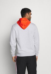 Lacoste Sport - COLOURED HOOD - Sweatshirt - silver chine/gladiolus - 2