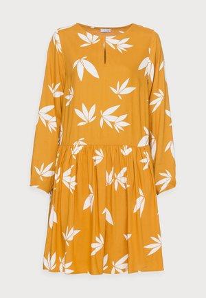 VOLANT - Day dress - print gold