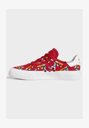 DISNEY SPORT GOOFY - Skate shoes - red