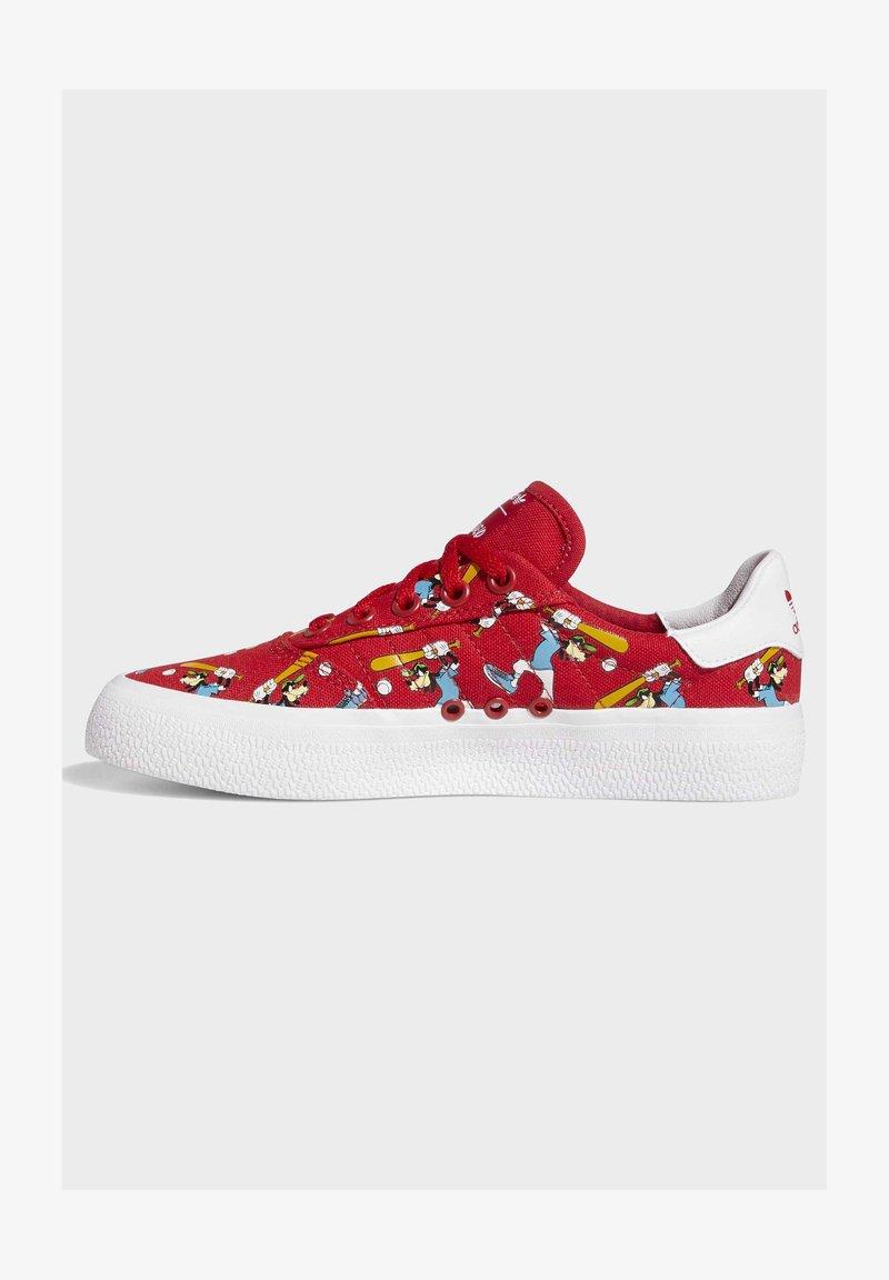 adidas Originals - DISNEY SPORT GOOFY - Skate shoes - red