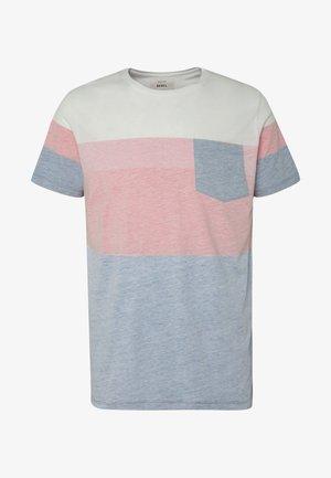 DEXTER TEE - T-shirt imprimé - poppy red