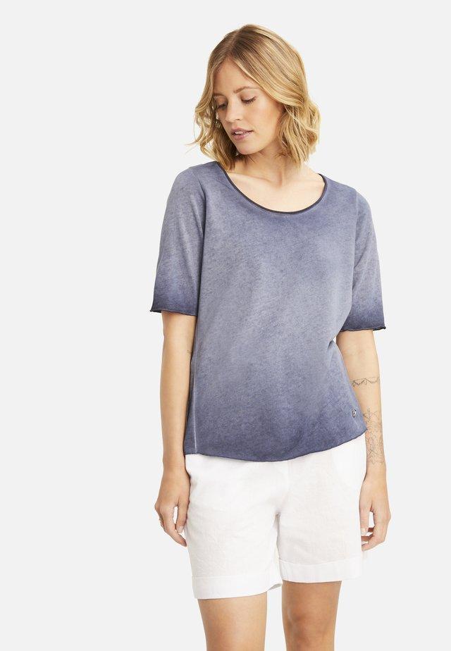 T-shirt basic - dark ocean