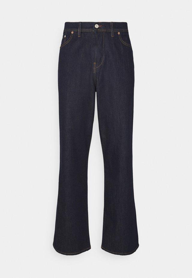 Jeans baggy - raw denim