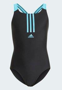 adidas Performance - Swimsuit - black - 5