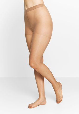 SHEER THIGHS SUBLIM 2 PACK - Strumpbyxor - skin