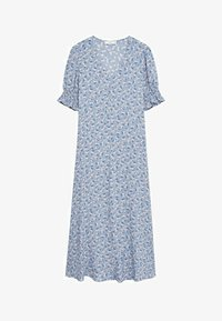 Mango - Korte jurk - azul - 5