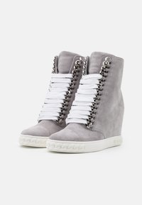 Casadei - JOLLY  - High-top trainers - rock/ice - 2