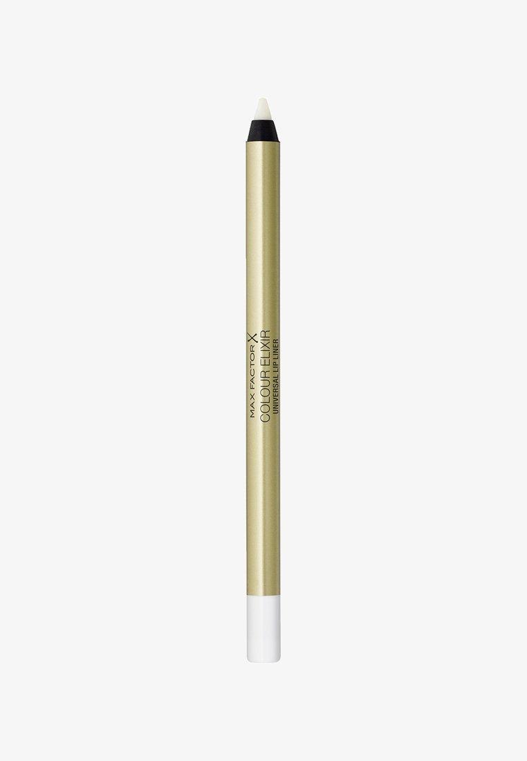 Max Factor - TRANSPARENT LIPLINER - Lip liner - universal