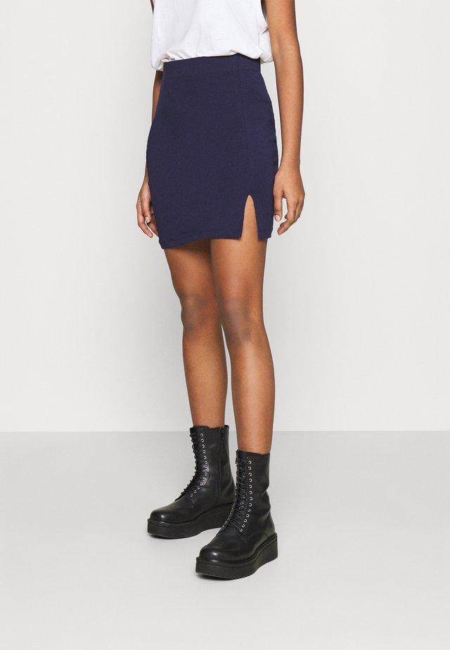 Minifalda - blue