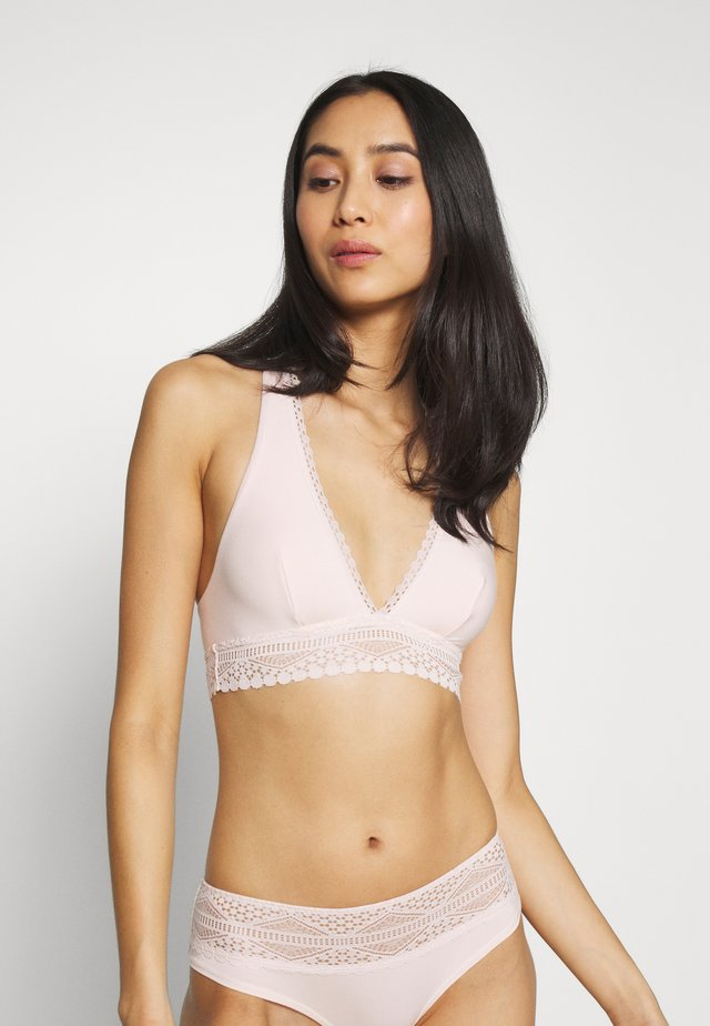 YOURSELF BRASSIERE - Bustier - rose poudre