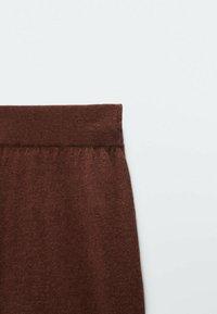 Massimo Dutti - Shorts - red - 4