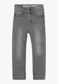 Staccato - KID - Jeans Skinny Fit - grey denim - 0