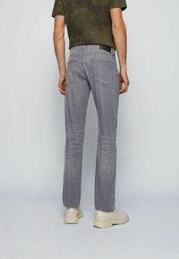 BOSS - Straight leg jeans - grey - 2