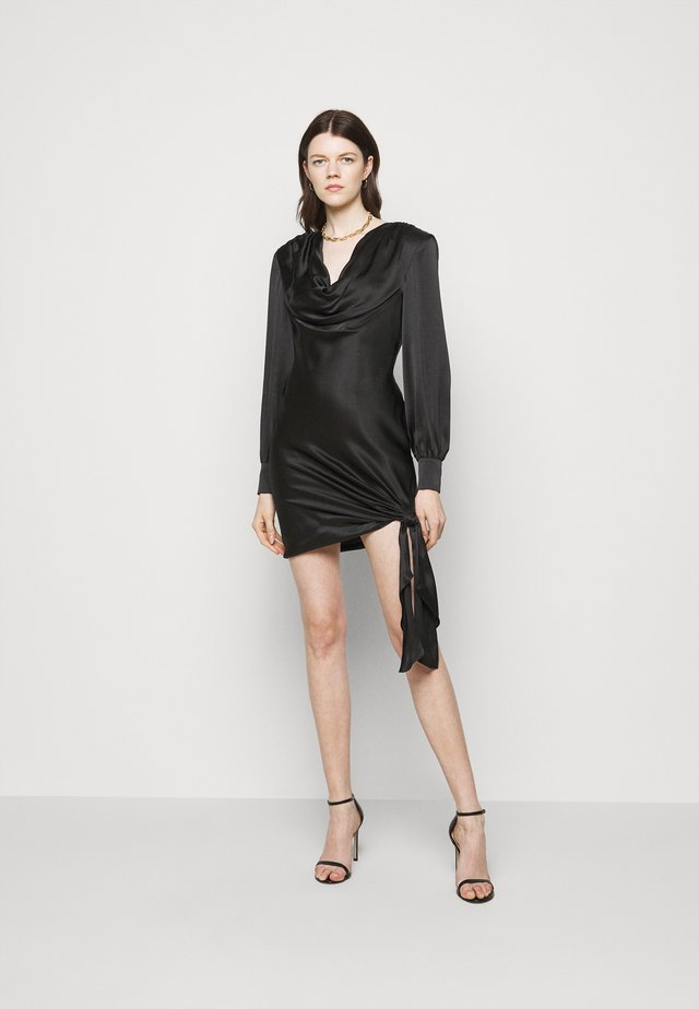 MANDY DRESS - Cocktailjurk - black