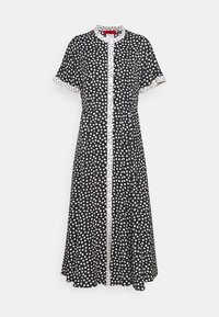 MAX&Co. - CABINA - Shirt dress - black - 5