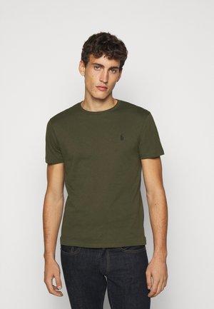 SHORT SLEEVE - T-shirt basique - company olive