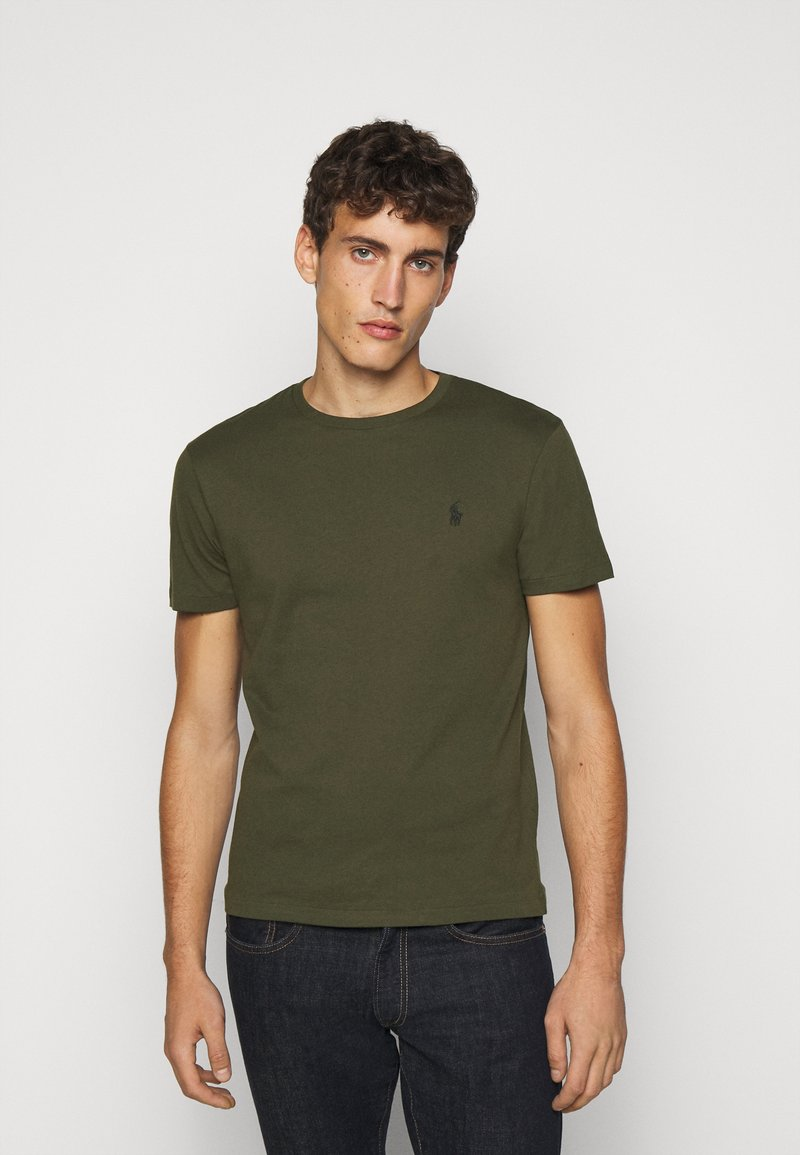 Polo Ralph Lauren - T-shirts basic - company olive