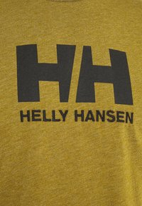 Helly Hansen - LOGO - Print T-shirt - uniform green melange - 2