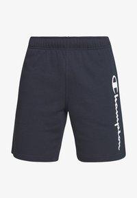 Champion - BERMUDA - Pantalón corto de deporte - dark blue - 3