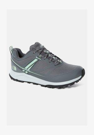 W LITEWAVE FUTURELIGHT - Hiking shoes - zinc grey/green mist