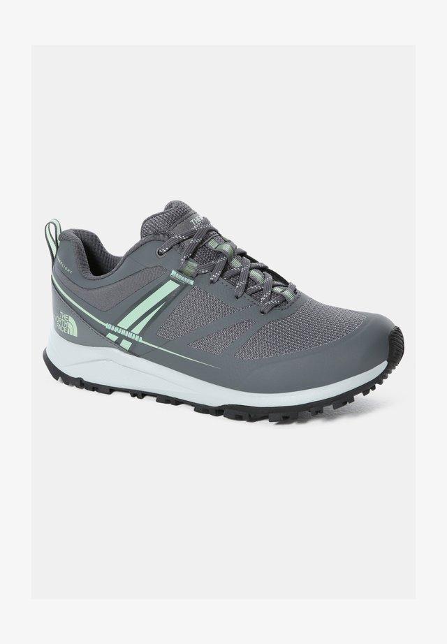 W LITEWAVE FUTURELIGHT - Chaussures de marche - zinc grey/green mist