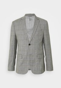 Calvin Klein Tailored - PRINCE OF WALES SUIT - Suit - grey - 1