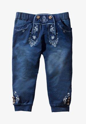 ASHLEY - Trousers - true blue