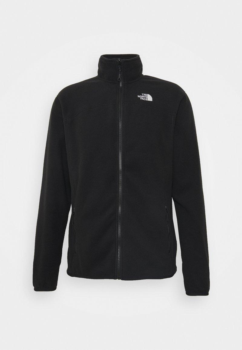 The North Face - GLACIER FULL ZIP - Fleecová bunda - black