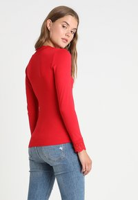 Morgan - TRACY - Longsleeve - tango red - 2