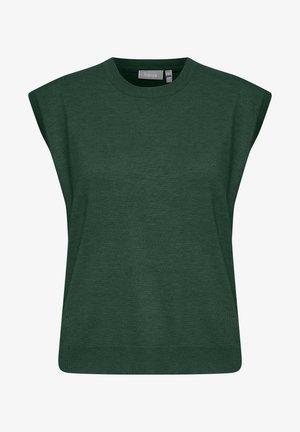 ZUBASIC - Stickad tröja - ponderosa pine