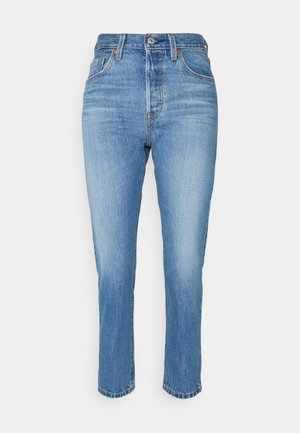 501® CROP - Slim fit jeans - athens day to day
