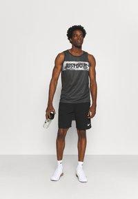 Nike Performance - TANK - Top - black - 1