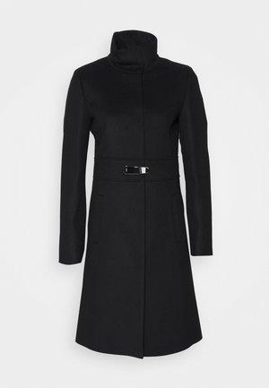 MILORA - Classic coat - black