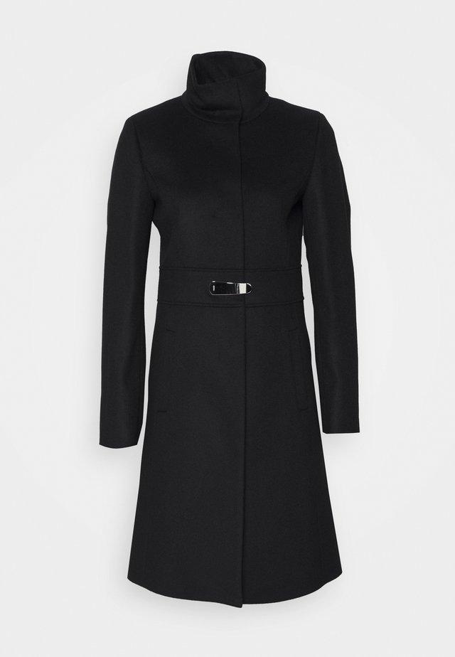 MILORA - Zimní kabát - black