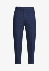RELAXED CHINO - Chino kalhoty - rinse