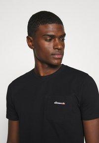 Ellesse - MELEDO - Basic T-shirt - black - 3