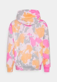 Obey Clothing - SUSTAINABLE TIE DYE FLEECE - Sweatshirt - yellow multi - 1